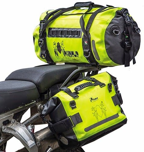 amphibious bags for motorcycle