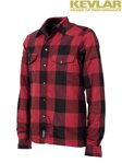 Košile John Doe Lumberjack Red with Kevlar ®