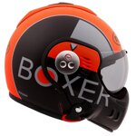 ROOF BOXER V8 GRAPHIC ORANGE