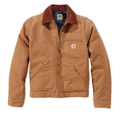 Duck Detroit Bunda  Brown / Carhartt