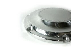 Clutch Cover - XL  Sportster / Polished
