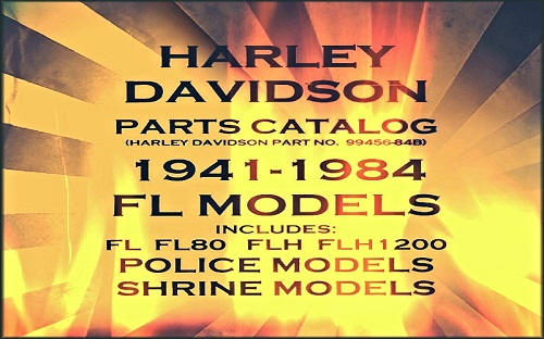 1941-84-HD-FL-FLH-Parts-Catalog