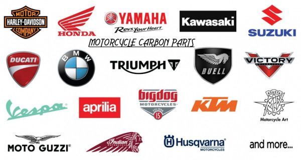 MOTORCYCLE CARBON PARTS