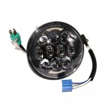 "LED Ⓔ světlo Customsdynamics 5.75"" 5-3/4 148500CD6K"