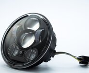"LED Ⓔ světlo Customsdynamics 5 75"" Triumph 16000575TR"