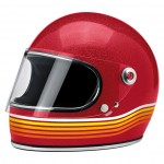 Gringo S Helmet Limited Edition Spectrum Wine Red