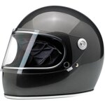Gringo S Helmet Gloss Metallic Charcoal