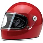 Gringo S Helmet GLOSS BLOOD RED