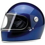 Gringo S Helmet Gloss Metallic Navy