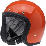 Bonanza Helmet GLOSS HAZARD ORANGE