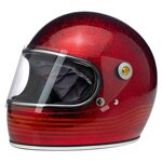 Helmet Gringo S LE Spectrum Wine Red With Red Stripes