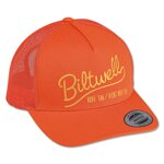 Biltwell kšiltovka Ride 'Em Trucker Orange