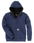 Mikina voděodolná Wind Fighter Sweat Navy / Carhartt