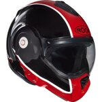 ROOF DESMO FLASH GLOSS BLACK/RED