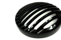 Grill for Stock Headlight / Black