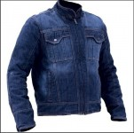 KEVLAR DENIM JACKET Jeansová bunda