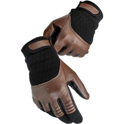 Rukavice Bantam Gloves - Chocolate/Black Biltwell Velikost: S
