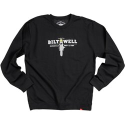 Biltwell  Sweatshirt Parts Crew Neck Black