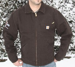 CCE Worker Bunda Brown / Carhartt
