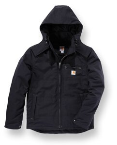 Quick Duck Livingston Bunda Black / Carhartt