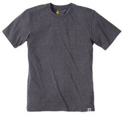 Triko Maddock Non Pocket S/L Carbon Heather / Carhartt
