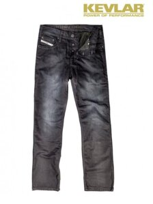 Rifle John Doe Denim Dark Blue Jeans with Kevlar ®