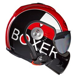 ROOF BOXER V8 GRAPHIC RED