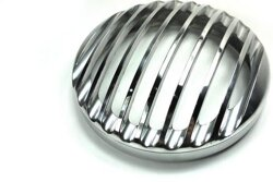 Grill for Stock Headlight / Polished