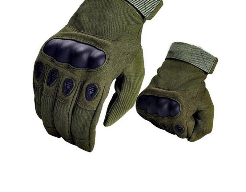 50f1d201e9c Kvalitní rukavice s plastovými protektory kloubů